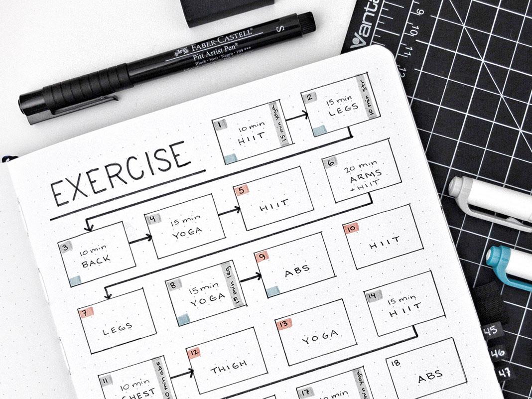 Blog: Exercise Tracker
